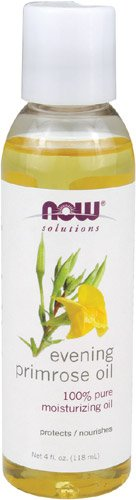 NOW Foods Evening Prim Oil, 4 ounce