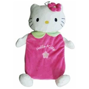 Bouillotte peluche Hello Kitty