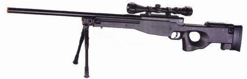 Well L96 AWP 500 fps Bolt Action Airsoft Sniper