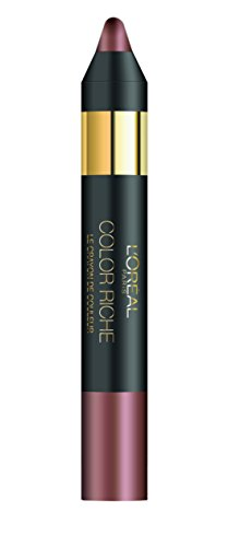 L'Oréal Make Up Designer Paris Color Riche Crayon De Couleur Matitone Ombretto, 02 Enigmatic Brown