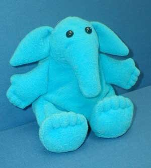 Star Wars Max Rebo Plush Battle Buddies Figure