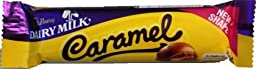 Cadbury Dairy Milk & Caramel 45g. (Amazon 6-Pack)