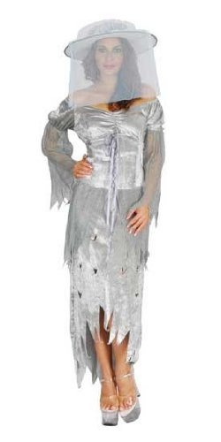 Ghostly Lady Costume Female