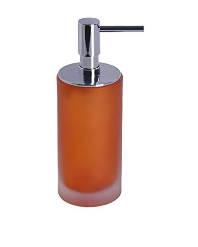 Gedy by Nameek's Baltic Soap Dispenser TI81-67, Orange