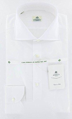 new-luigi-borrelli-white-solid-extra-slim-shirt-165-42