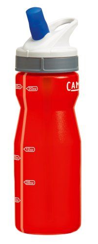 CamelBak Performance 22-Ounce Water Bottle, Fire