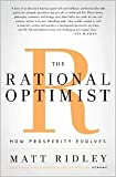 img - for The Rational Optimist Publisher: Harper book / textbook / text book