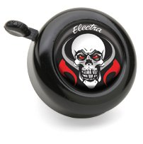 Electra Bicycle Bell (Skull)