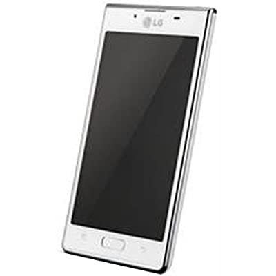 LG Optimus L7 P705 Factory Unlocked, International Version GSM Android Phone - White