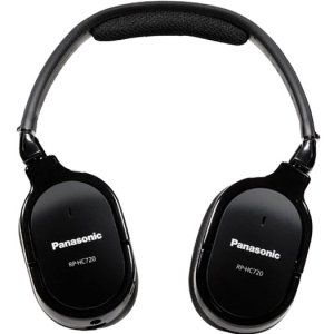 New - Panasonic RP-HC720 Headphone - GE4811