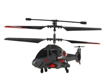 JXD 343 Missile Launching Shooter Infrared 3.5 Channel Micro RC Helicopter RTF with Gyro + Worldwide free shiping