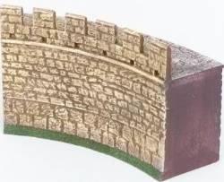 Inner Curve Wall Miniature Terain