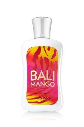 バス&ボディワークス ローション オンラインショップ限定Bali Mango 並行輸入
