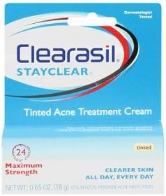 Clearasil Clearasil Daily Acne Control Vanishing Acne Treatment Cream, 1 oz (28 g)