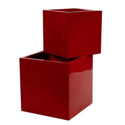 oakom-cachepot-set-2-vasi-vetroresina-laccato-semilucido-rosso-50-40-cm
