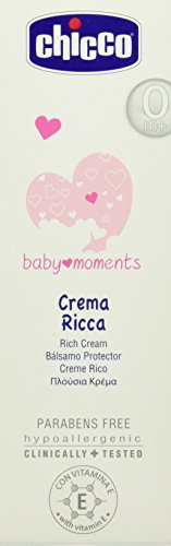 Chicco Crema Ricca 100 ml Baby Moments