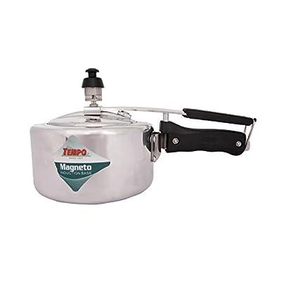 TP1360 Premium Magneto Inner Lid Cooker White Aluminum 1.5.liter