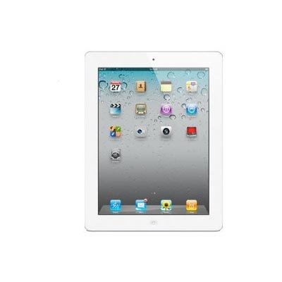 Apple iPad 2 MC980LL/A Tablet (32GB, Wifi, White) NEWEST MODEL