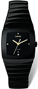 Rado R13691722 27mm Ceramic Case Ceramic Anti-Reflective Sapphire Men's Watch