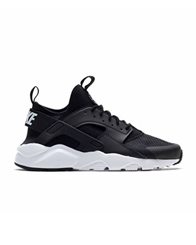 Nike Air Huarache Run Ultra, Scarpe da corsa uomo Multicolore Negro / Blanco (Black / White-Anthracite-White-) 45