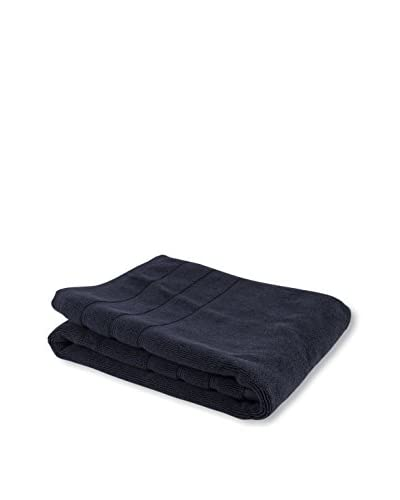 bambeco Organic Cotton 700 Gram Bath Mat, Indigo As You See