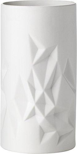 Stelton Unglazed Porcelain Stella Vase, White by Stelton