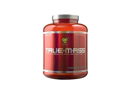 BSN True Mass 2610 g Weight Gainer SCHOKO
