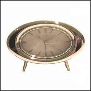 13317 Telemark Alarm Clock, Silver 13317 13317 By Acctim