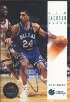 Jim Jackson Dallas Mavericks 1993 Skybox Premium Autographed Hand Signed Trading Card... by Hall+of+Fame+Memorabilia