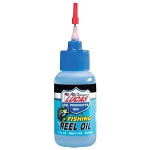lucas oil productsinc 10690 fishing reel oil