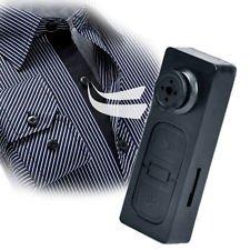 Gadget Advice 32GB Capacity Button Phinhole Camera Hidden Camera Mini SD Card DVR-No TF Card