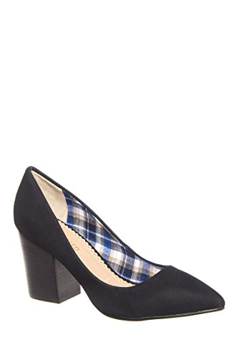 Jay High Heel Pointed Toe Pump