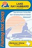 Lake Ray Hubbard Fishing Map (Texas Lake Series, A432)