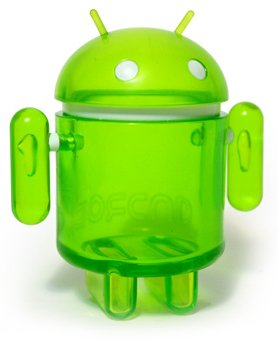 Buy Low Price DYZ Plastics Android Mini Collectible Series 02 Greeneon 2/16 Ratio Vinyl Toy Robot Figures (B004SOZZJU)