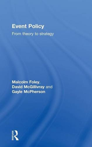 Event Policy: From Theory to Strategy