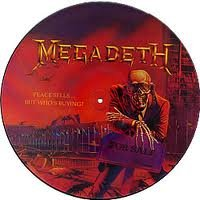 Peace Sells... But Who's Buying? (Original Picture Disc) by Megadeth