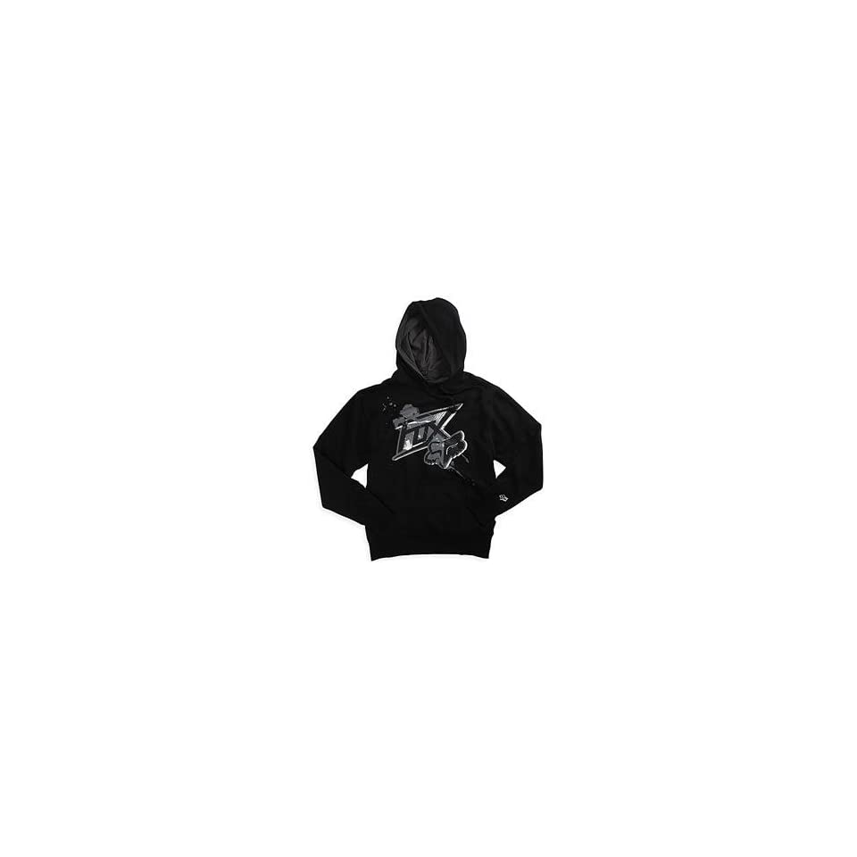 Fox Racing Acension Hoody   Medium/Black/Grey