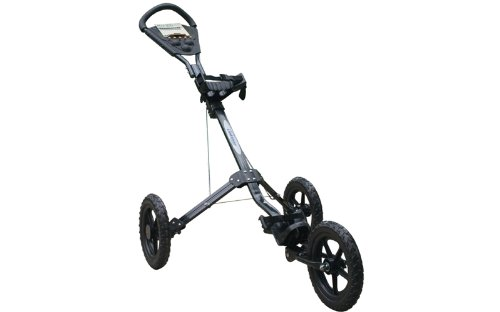 Linksman Golf 2011 X3 Three 3 Wheel Push Pull