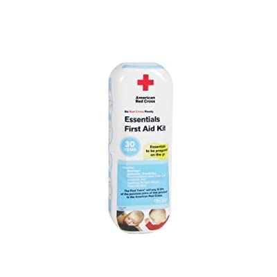 The First Years American Red Cross Essentials First Aid Kit by The First Years