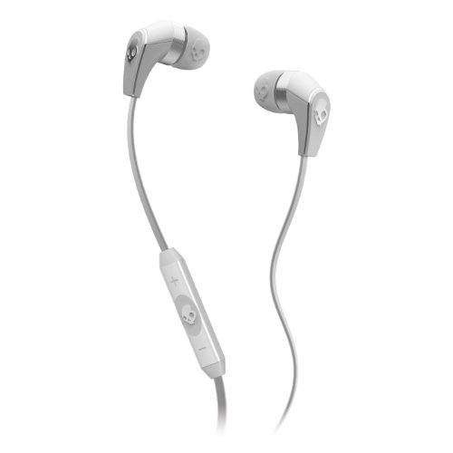 Skullcandy 50/50 Ear-Buds (White)