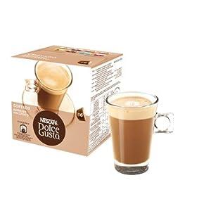 Buy Nescafé Dolce Gusto Cortado Espresso Macchiato, 16 Capsules from Nestl