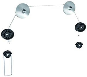 "Invision® Ultra Slim TV Wall Mount Bracket - Picture Frame Design - Fits Most 3D, LED, LCD & Plasma TVs Size 13"" - 100"" Samsung, Panasonic, Sony, LG, Philips etc. (VESA 100 200 300 400 600 800)"