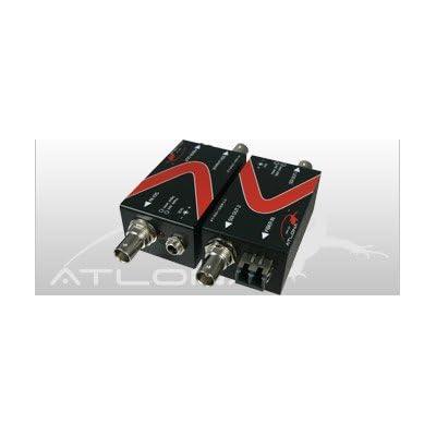 Atlona HD/SD-SDI over Optical Fiber Extender
