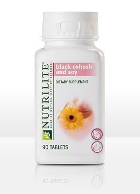 Nutrilite? Black Cohosh And Soy - 90 Count 90 Tablets