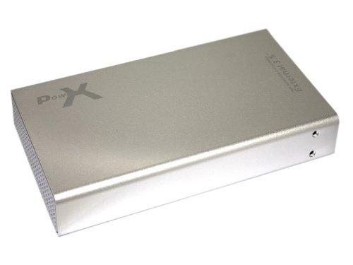 USB Power X boîtier pour disque dur IDE 3.5 SATA / 2,0 (HD500)