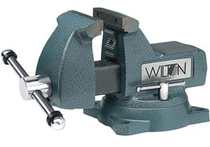 Wilton 21400 #745 Mechanics Vise (Vice Jaw Inserts compare prices)
