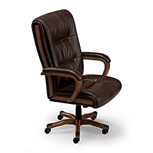 Stamford High Back Big And Tall Faux Leather