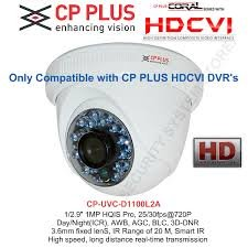 CP-PLUS-CP-UVC-D1100L2A-IR-Dome-CCTV-Camera