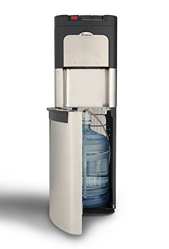 Whirlpool Bottom Loading Commercial Water Cooler Dispenser, Ice Chilled Water, Steaming Hot, Full Stainless Steel Water Dispenser (Whirlpool Cooler compare prices)