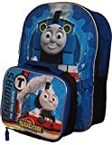 Thomas the Tank Engine Backpack with Detachable Insulated Lunch Box